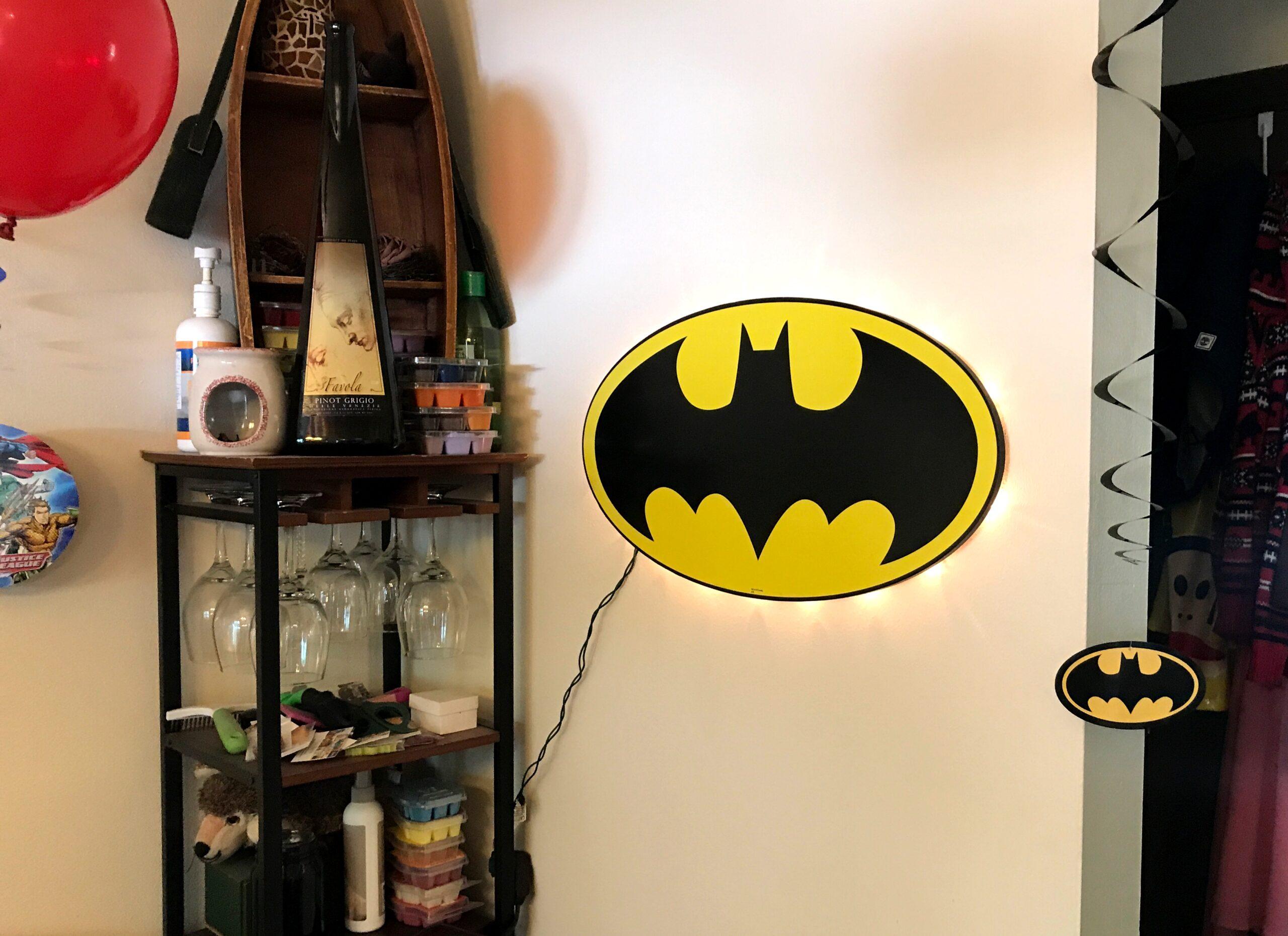 Batman Symbol Sign