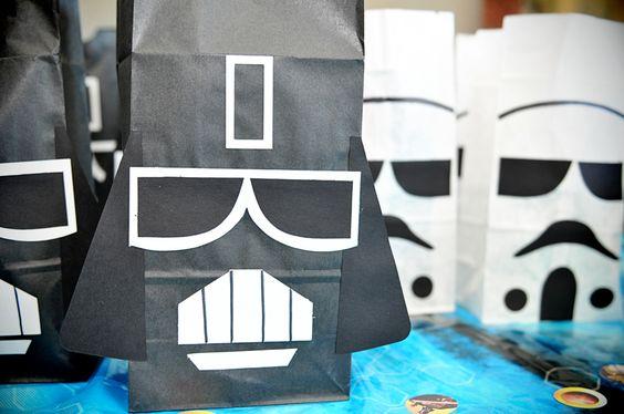 Star Wars Goody Bags
