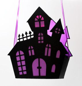 Scooby Doo Haunted House Lantern