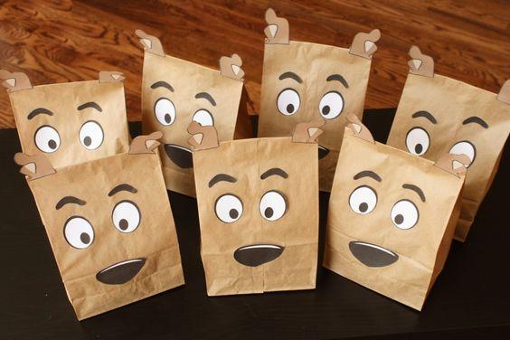 Scooby Doo Goody Bags