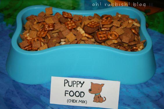Scooby Doo Party Snacks