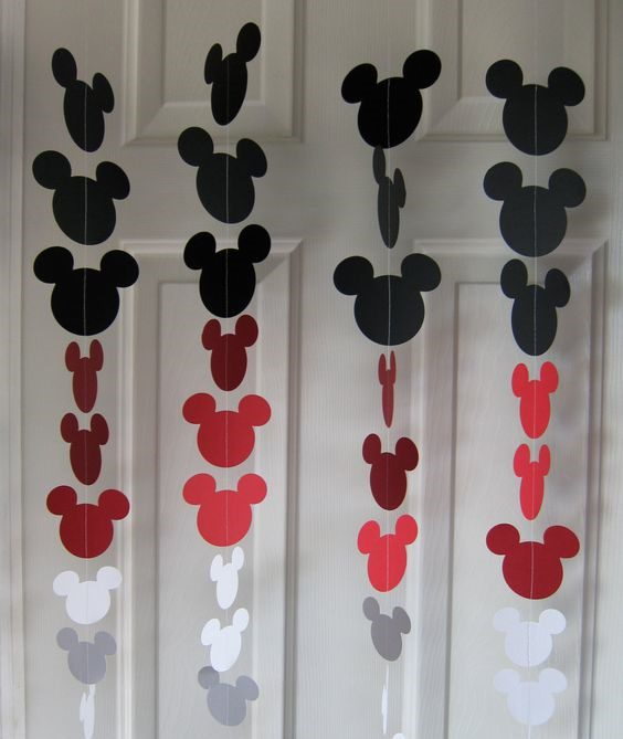 Mickey Mouse Hanging Decoration