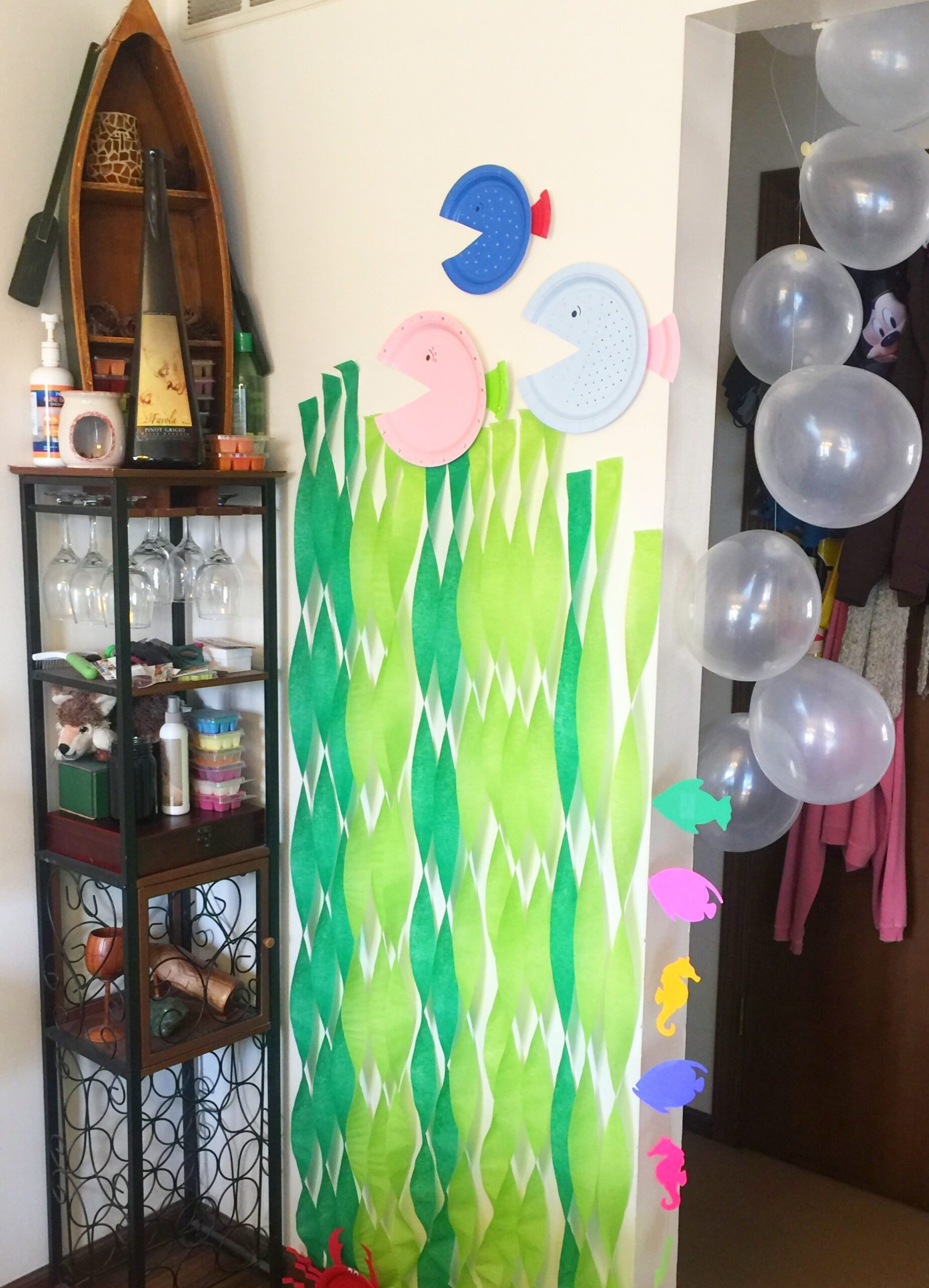 Kelp Forest - Ocean Party Decoration