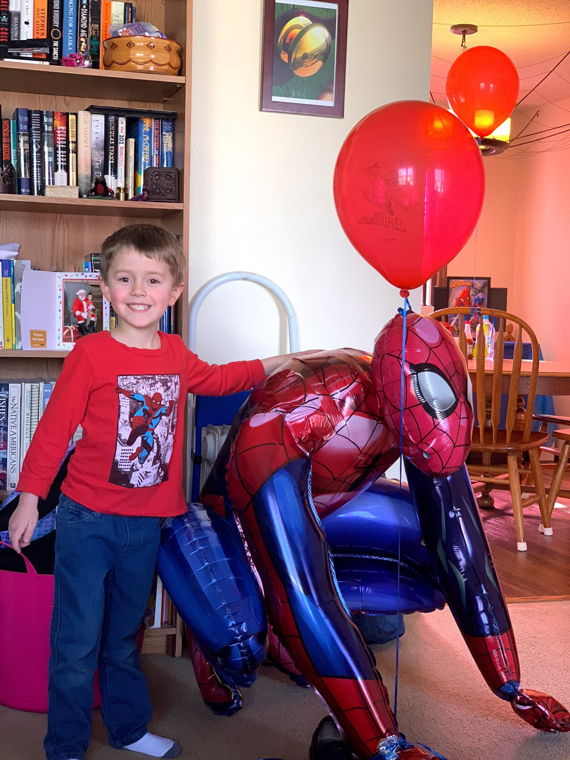With Great Power Comes a Great Spider-Man Party